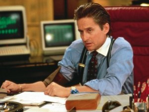 Wall Street (1987) - Gordon Gekko